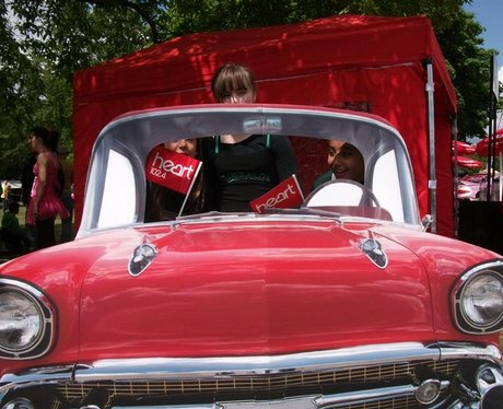 Heart Ladies Limo