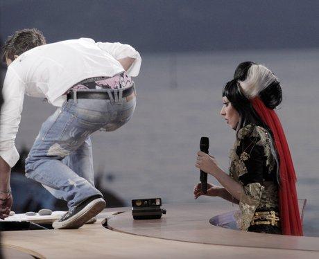 Lady Gaga Cannes