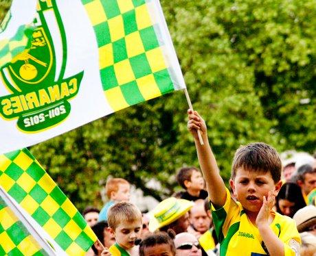 Canaries celebrations