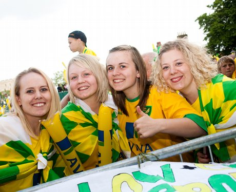 Canaries celebrations