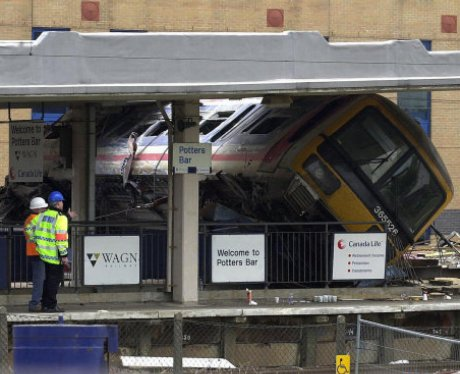 Potters Bar Rail Crash