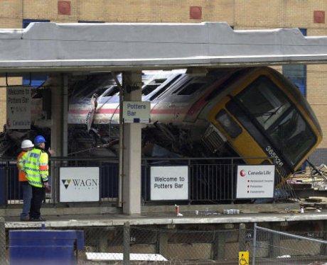 Potters Bar Rail Crash