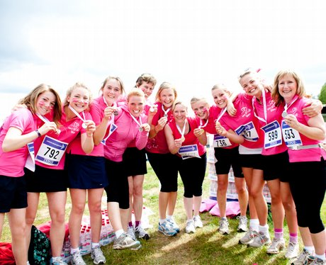 Race for Life Norwich