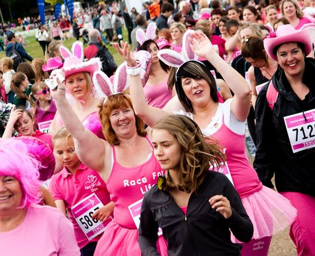 Race for Life Norwich Saturday Afternoon