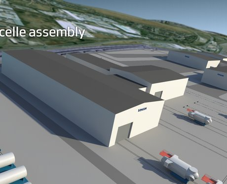Plans for wind turbine plant announced