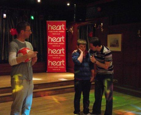 Heart Breakfast's Pub Quiz
