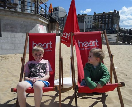 Hearts Feel Good Month of May- Margate Beach