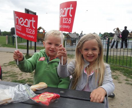 Hearts Feel Good Month of May- Mote Park
