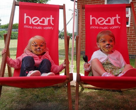 Hearts Feel Good Month of May-West Borough Childre