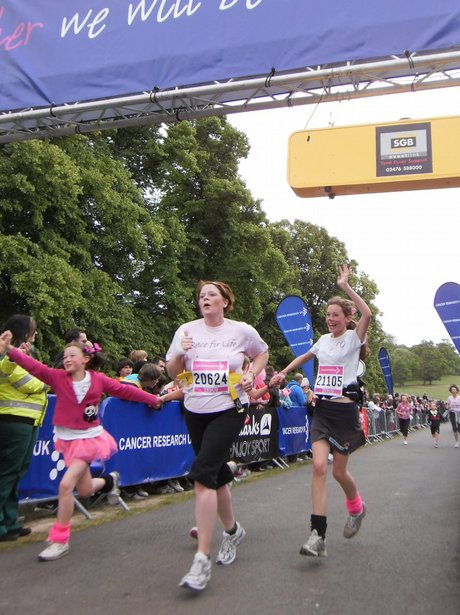 Race For Life Stamford Sunday