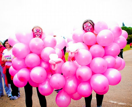 Race for Life Norwich Sun Afternoon