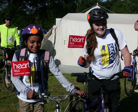 Saint Albans charity cycle