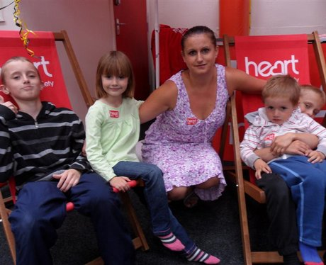 Hearts Feel Good Month of May at 'Mad Play'