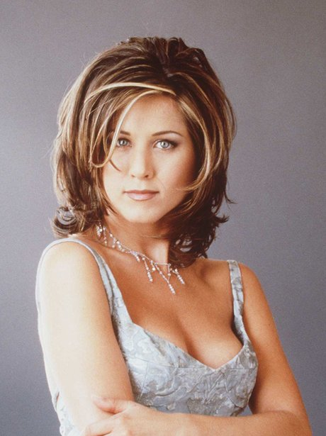 Jennifer Aniston as Rachel in Friends