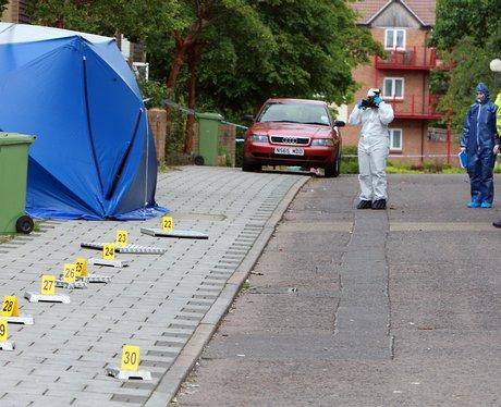 Milton Keynes shooting