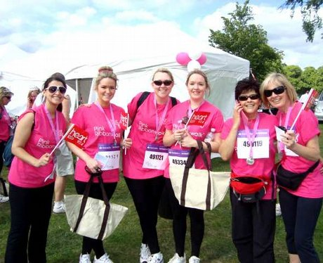 Pink Ribbon Walk