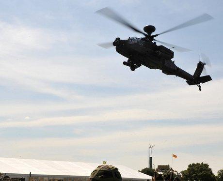 Apaches At Suffolk Show 3