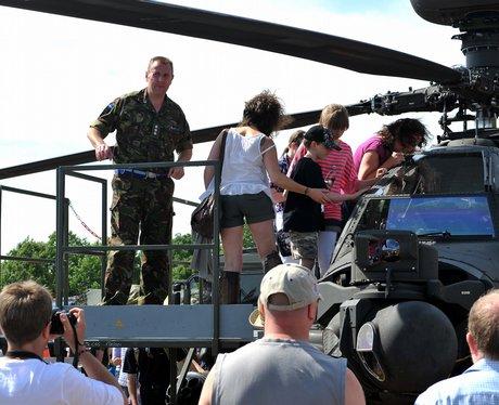 Apaches At Suffolk Show 5