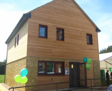 Bicester eco home