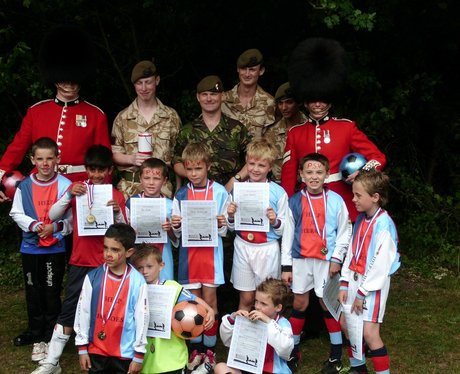 Help for Heroes Charity Day