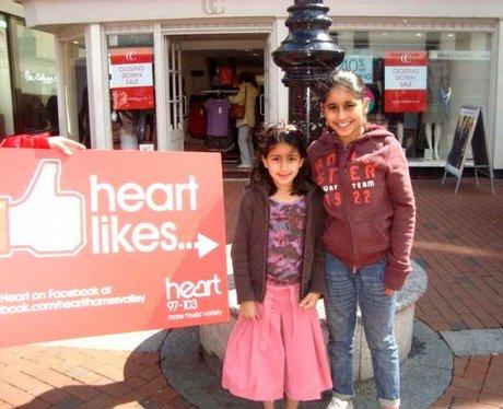 Heart 'Likes'...
