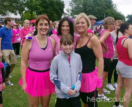 Race for Life - Bromsgrove 29/5/11