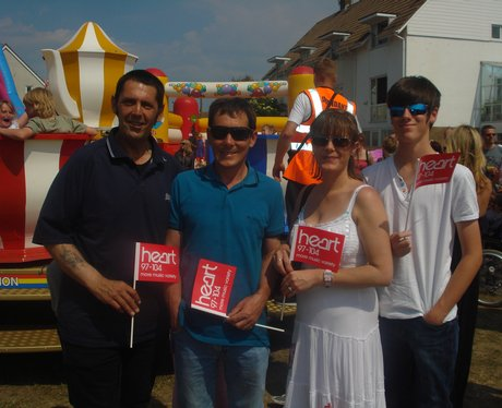 The Heart Angels visited the sunny Beach Dreams Fe