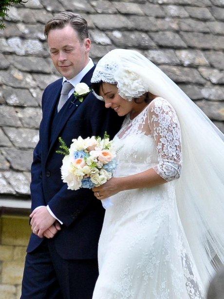 Lilly Allens Wedding
