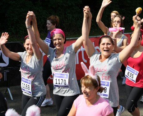 Race For Life Milton Keynes 10K