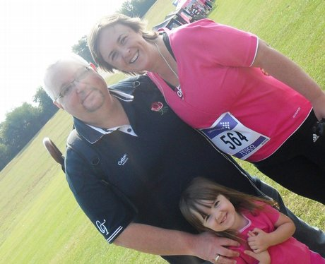 MK Race for Life 10K