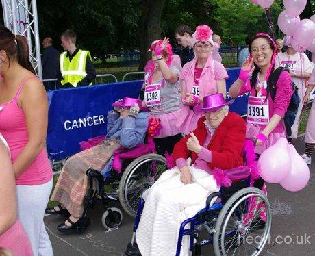 Race For Life - Kidderminster 05/06/2011