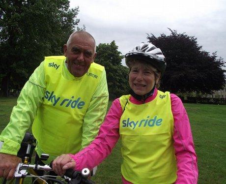 SkyRide in Bath 2011