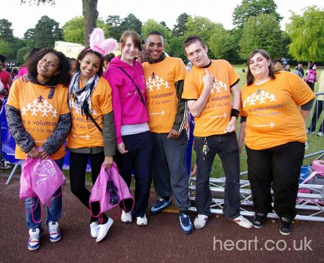 Race for Life - Wolverhampton 16/6/11