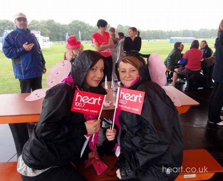 Race for Life - Worcester 12/6/11