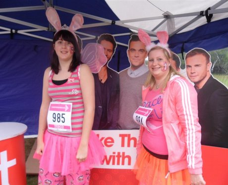 Race For Life Gillingham