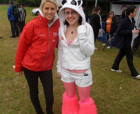Race For Life Gillingham