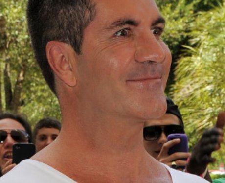 USA X-Factor Simon Cowell