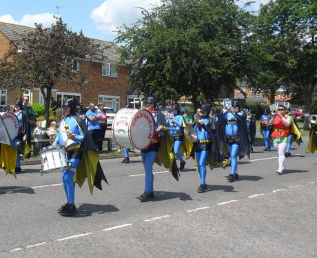 West Bletchley Carnival