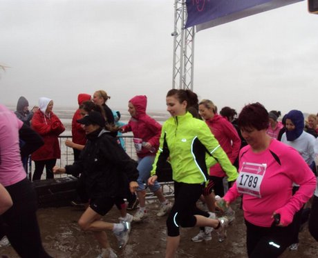 Weston-Super-Mare Race for Life 5k
