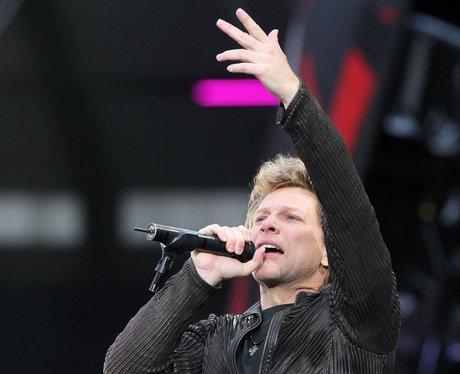Bon Jovi on tour