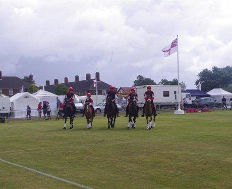 HMS Sultan Show Saturday
