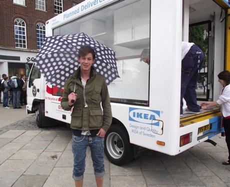 Ikea at Southampton - Monday