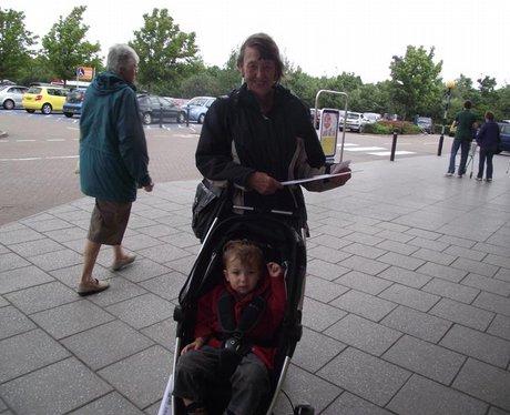 Ikea at Whiteley Village - Wednesday