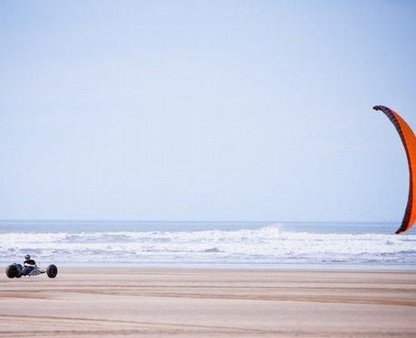 kite racing