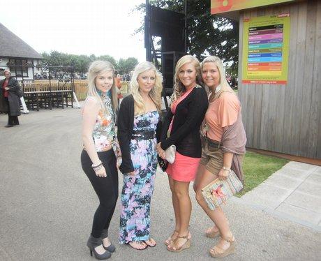 Newmarket girls
