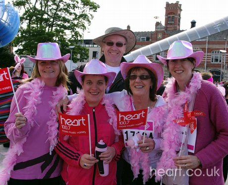 Race for Life - Coventry 19/6/11