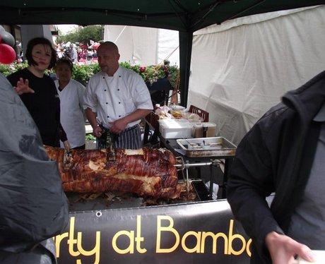 Southsea Food Festival Saturday