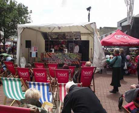 Southsea Food Festival Sunday