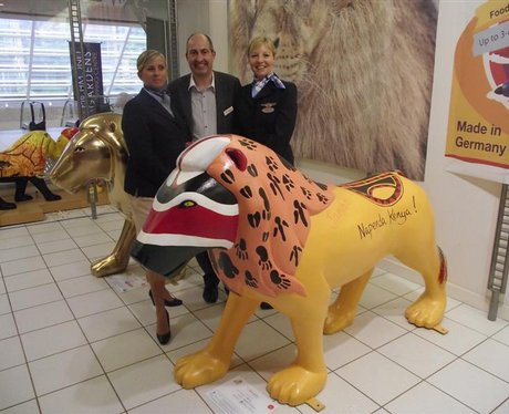 The Launch of the Lions