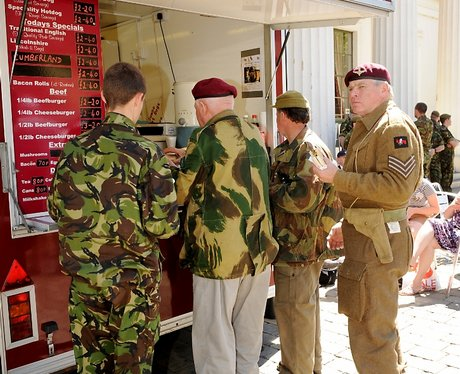 Bedford Armed Forces Day